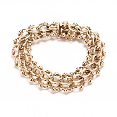 14kt-gold-link-bracelet