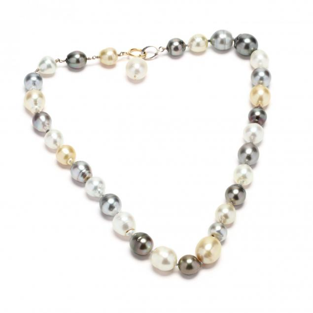 14kt-gold-and-multi-color-south-sea-pearl-necklace