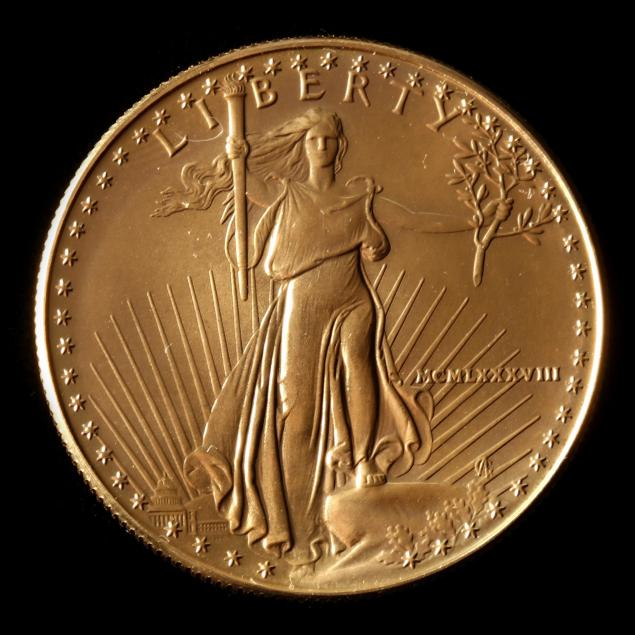 1988-american-eagle-50-one-ounce-gold-bullion-coin