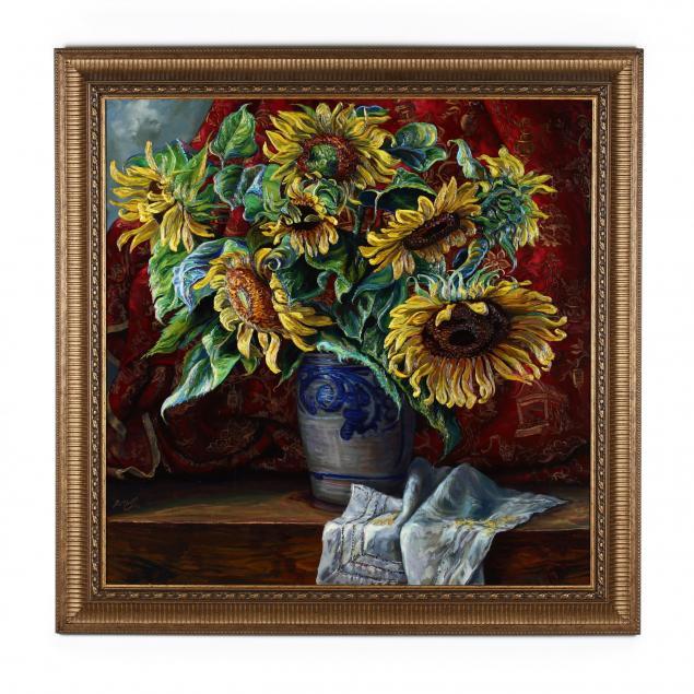 ralph-coats-nc-i-ralph-s-sunflowers-i
