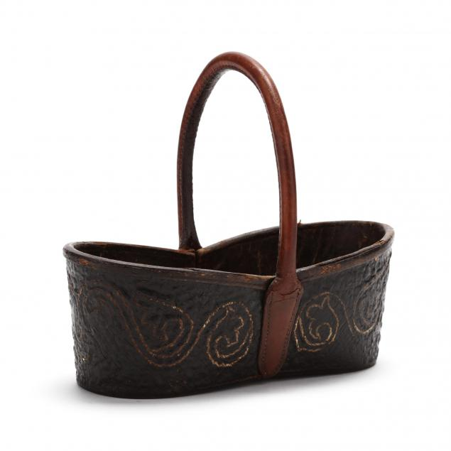 virginia-tooled-leather-key-basket