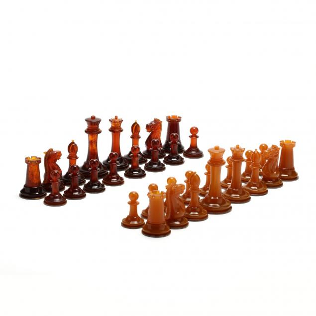 oleg-raikis-russia-20th-century-staunton-amber-chess-set-after-19th-century-jaques-originals