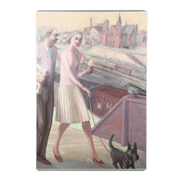 dennis-zaborowski-nc-b-1943-figural-work