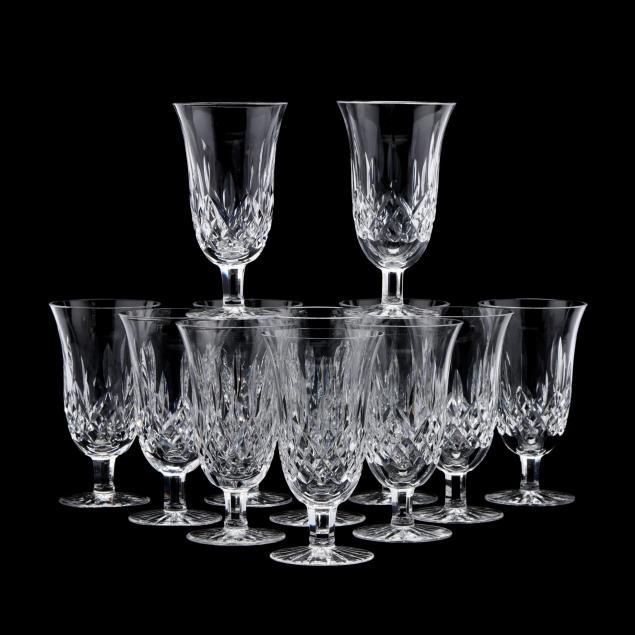 waterford-set-of-twelve-i-lismore-i-water-goblets