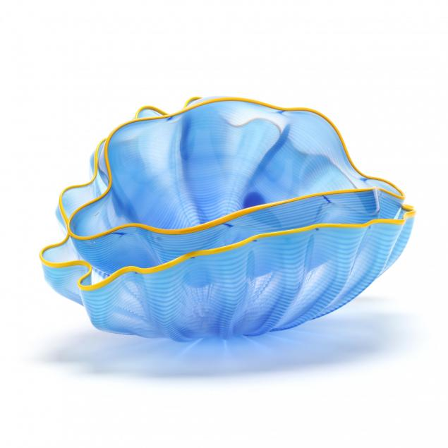 dale-chihuly-wa-b-1941-two-piece-larkspur-seaform-basket
