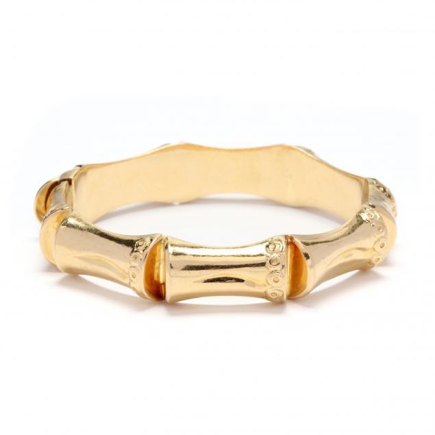 18kt-gold-bamboo-bracelet