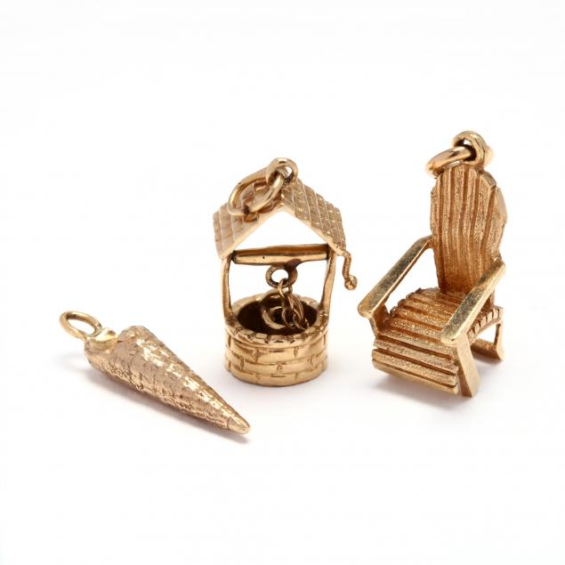 three-14kt-gold-charms