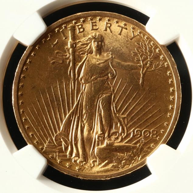1908-st-gaudens-no-motto-20-gold-double-eagle-ngc-au58