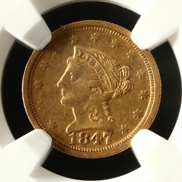 1847-o-2-50-liberty-head-gold-quarter-eagle-ngc-au55