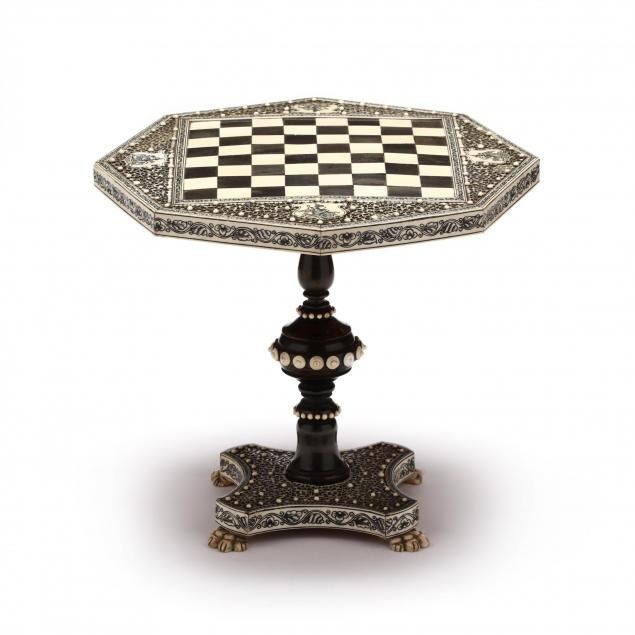 anglo-indian-ivory-and-carved-bone-miniature-chess-table