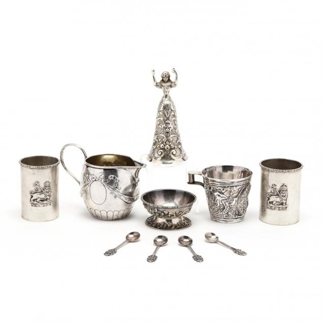 a-collection-of-exotic-silver