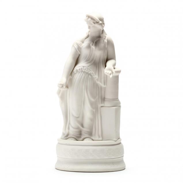 an-english-parian-porcelain-figure-of-calliope