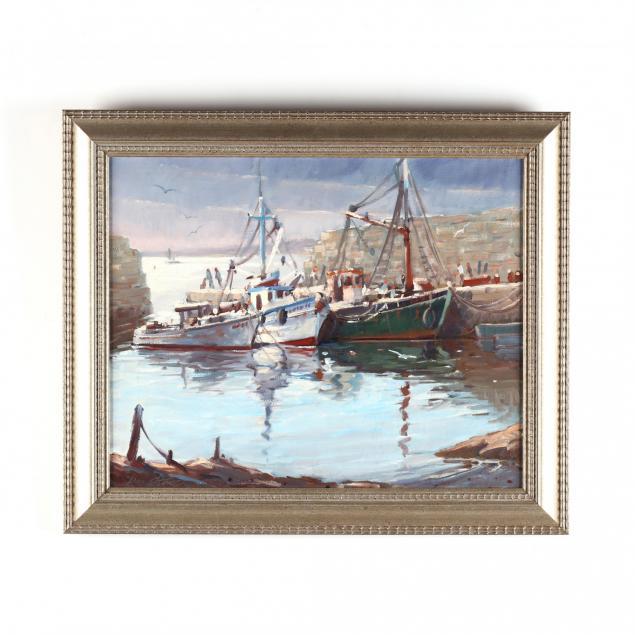 don-stone-me-nh-1929-2015-new-england-fishing-harbor