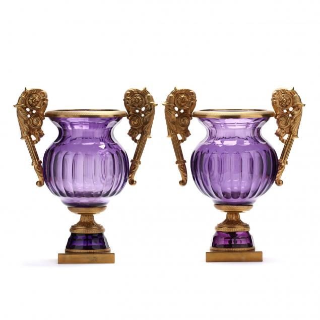 pair-of-french-empire-style-ormolu-mounted-glass-urns