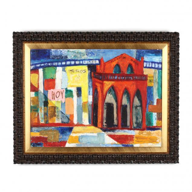 james-fulton-20th-century-plaza-de-toros