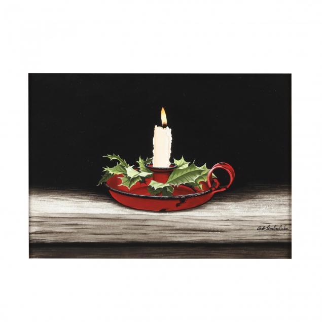 bob-timberlake-nc-b-1937-i-christmas-candle-i
