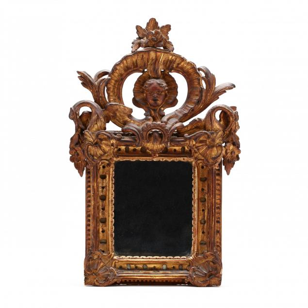 antique-italian-baroque-carved-and-gilt-diminutive-mirror