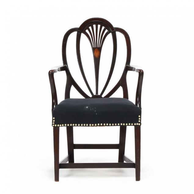 virginia-federal-inlaid-shield-back-armchair