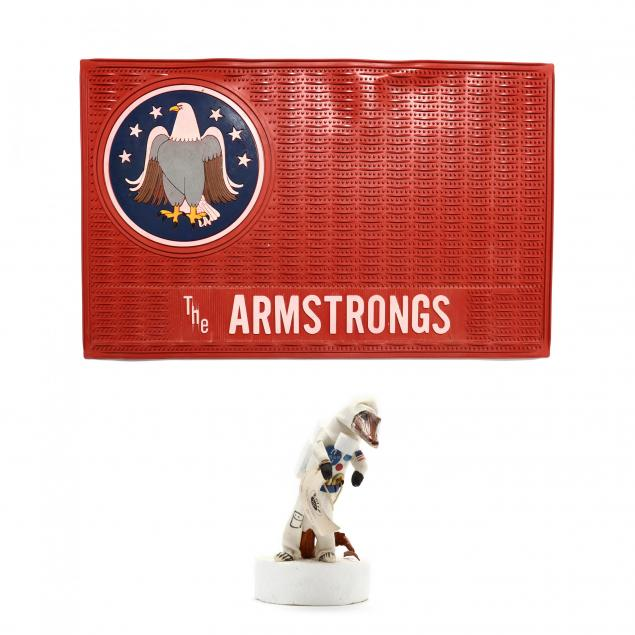 neil-armstrong-s-personalized-doormat-and-novelty-nasa-alligator