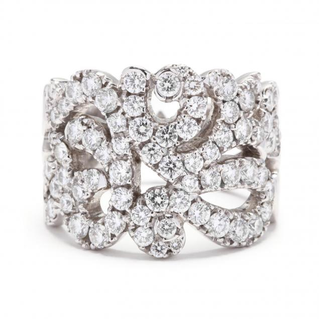 18kt-white-gold-and-diamond-band-italy