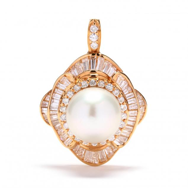 18kt-gold-south-sea-pearl-and-diamond-pendant-brooch