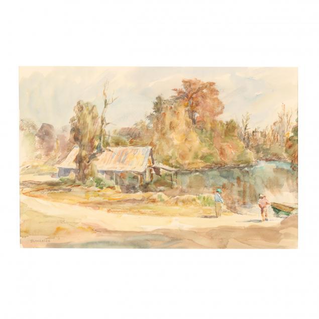 sarah-blakeslee-nc-1912-2005-landscape-with-figures