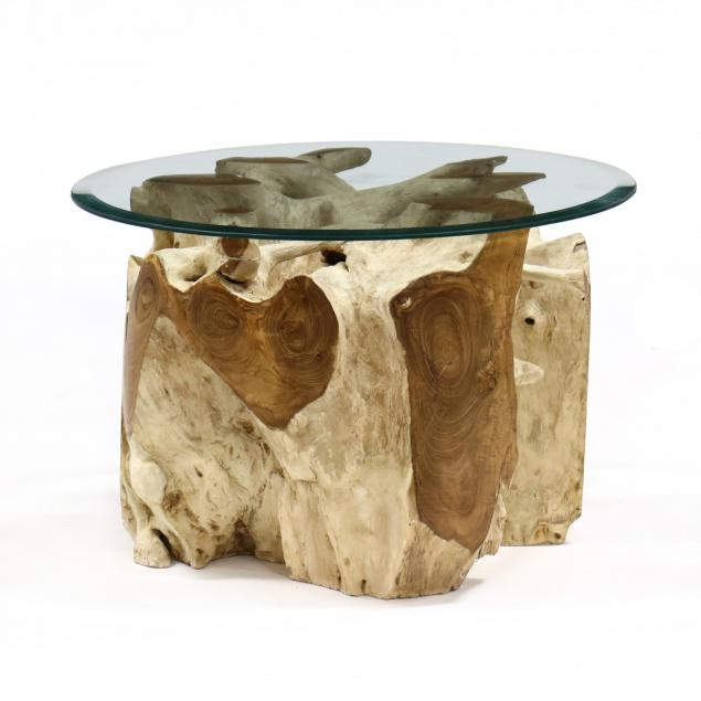 organic-rootwood-and-glass-cocktail-table