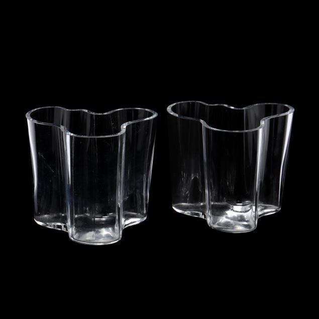 alvar-aalto-pair-of-alvar-glass-vases
