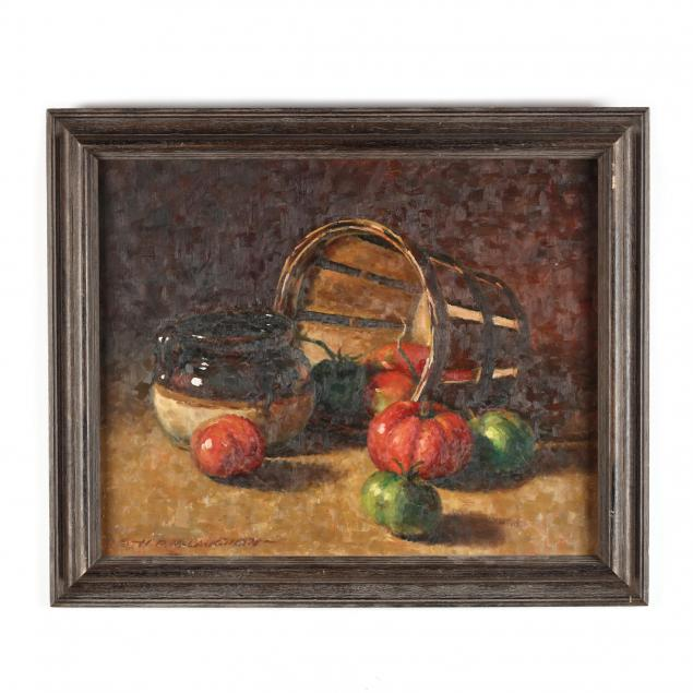 h-p-mclaughlin-american-20th-century-still-life-with-tomatoes