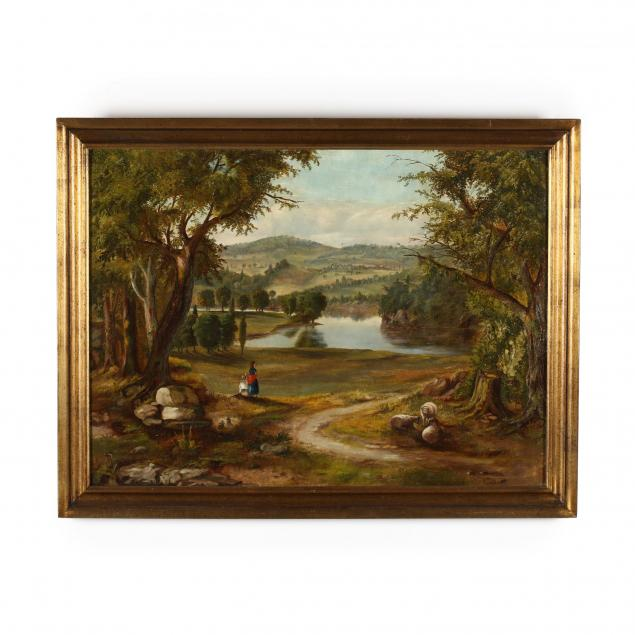 an-american-school-landscape-painting-19th-century