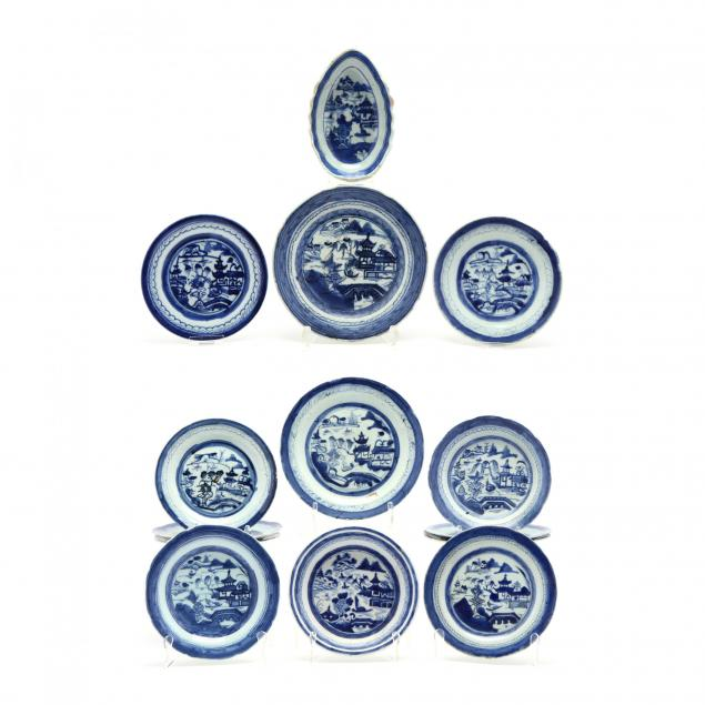 14-pieces-of-canton-porcelain