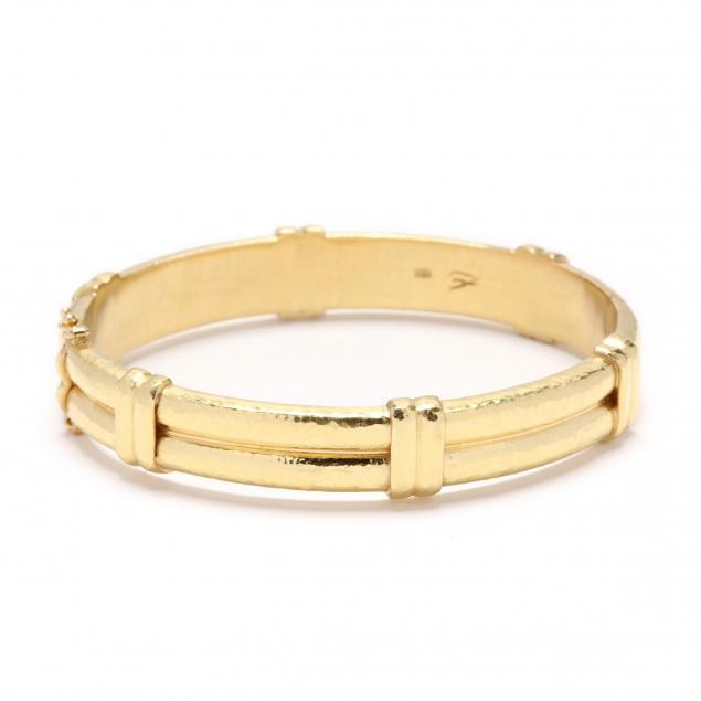 19kt-gold-bangle-bracelet-elizabeth-locke