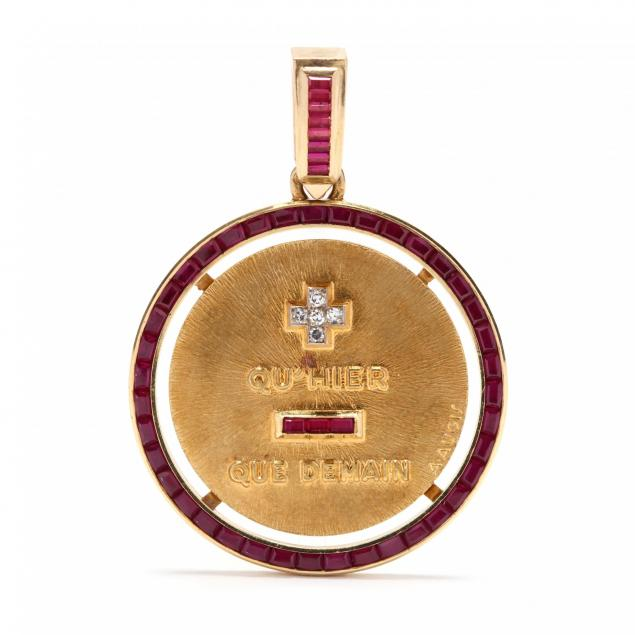 gold-and-gem-set-pendant-french