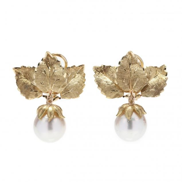 18kt-gold-and-pearl-drop-earrings