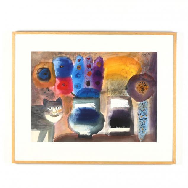 gregory-litinsky-ny-1928-2009-i-evening-still-life-i