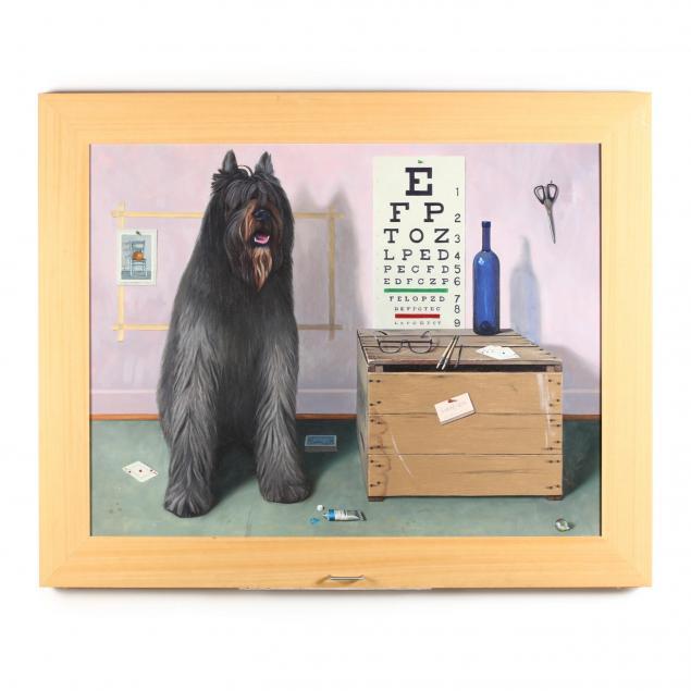 robert-c-jackson-american-b-1964-mr-magic-at-the-optometrist