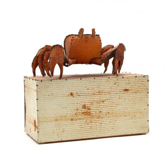 michael-van-hout-nc-crab-sculpture