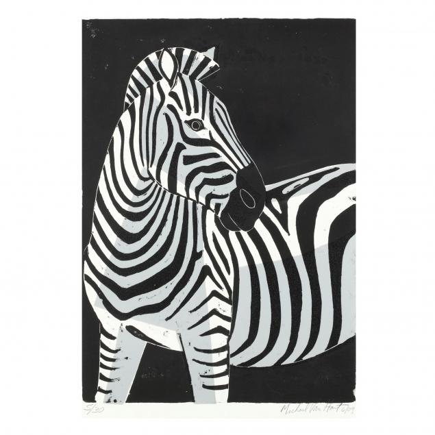michael-van-hout-nc-zebra-portrait