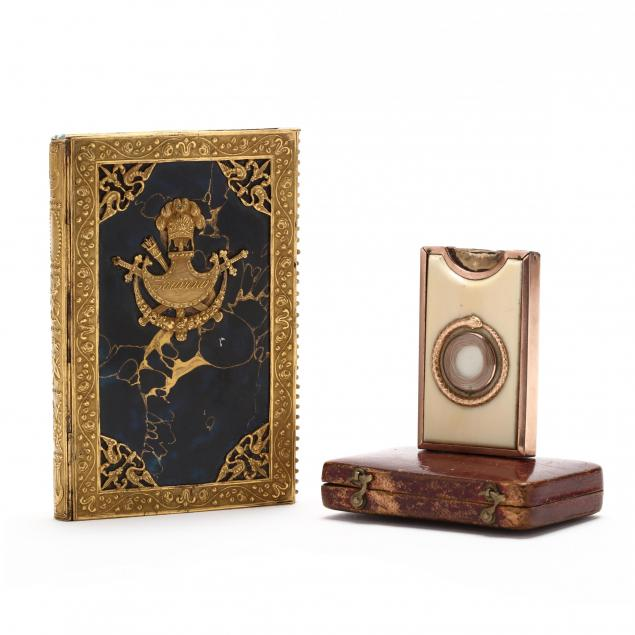 two-early-19th-century-objects-of-vertu-one-with-royal-provenance