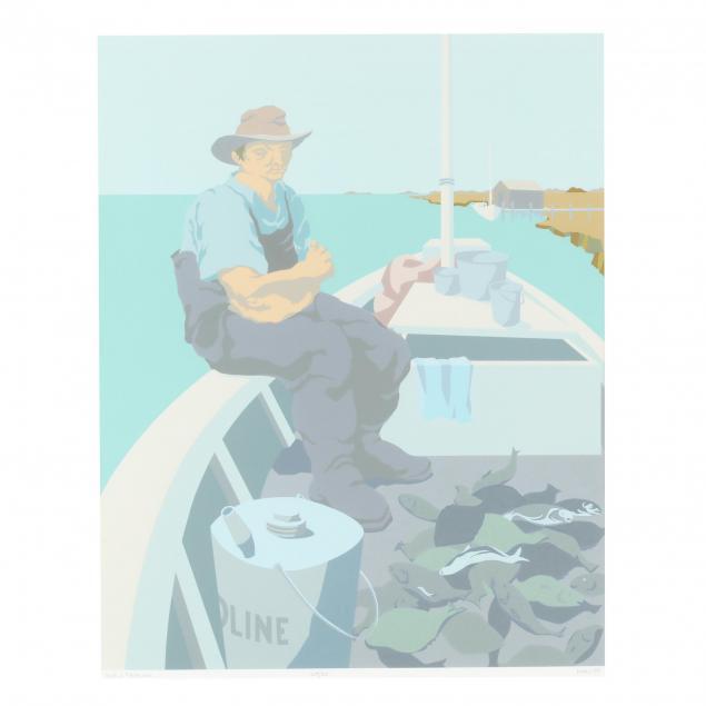 claude-howell-nc-1915-1997-i-seated-fisherman-i
