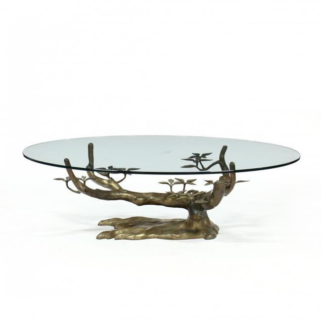 mid-century-brass-and-glass-tree-form-coffee-table
