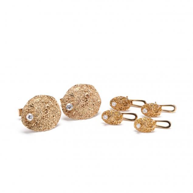 14kt-gold-and-diamond-gent-s-set