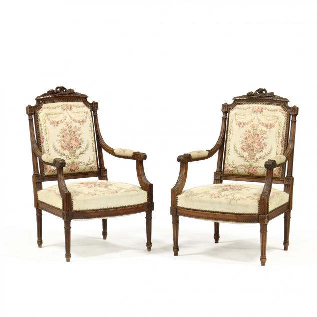 pair-of-louis-xvi-style-tapestry-upholstered-fauteuil