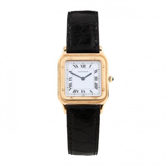 18kt-gold-santos-dumont-watch-cartier