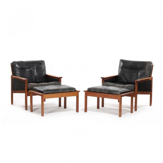 illum-wikkelso-denmark-1919-1999-pair-of-leather-club-chairs-and-ottomans