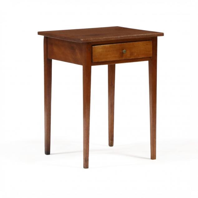 pennsylvania-hepplewhite-walnut-one-drawer-stand