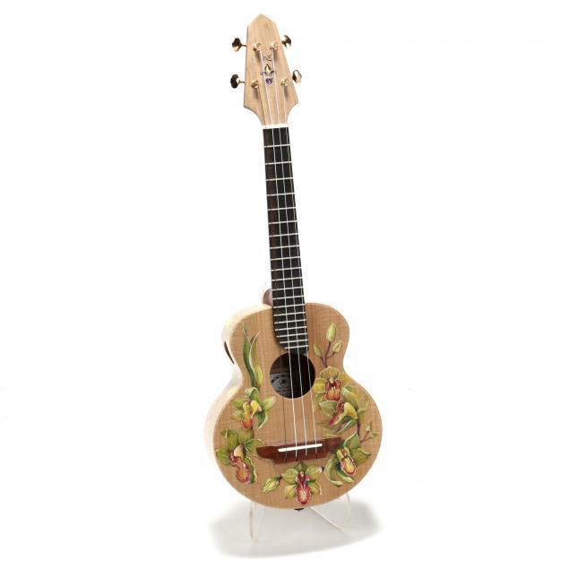 rick-turner-compass-rose-tenor-ukulele