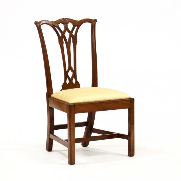philadelphia-chippendale-carved-mahogany-side-chair