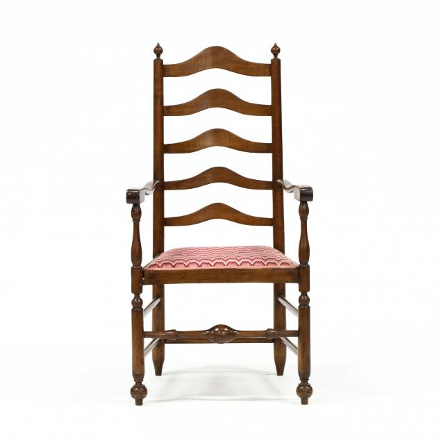 delaware-valley-ladderback-arm-chair