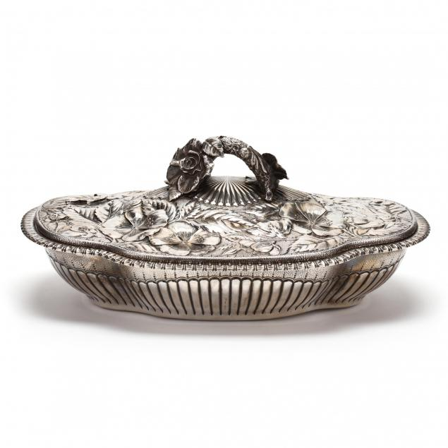 gorham-eglantine-sterling-silver-entree-dish-with-cover